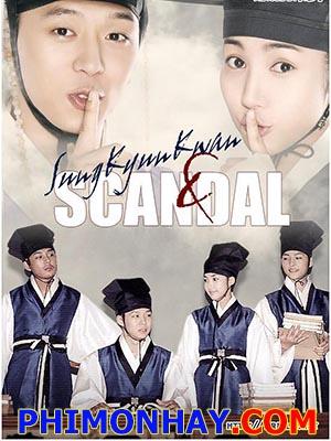 Chuyện Tình Ở Sungkyunkwan Sungkyunkwan Scandal.Diễn Viên: Micky Park Yoochun,Park Min Young,Song Joong Ki,Yoo Ah In,Seo Hyo Rim