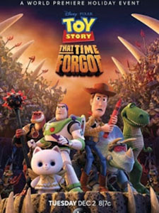 Câu Chuyện Đồ Chơi: Thời Gian Bị Lãng Quên - Toy Story That Time Forgot