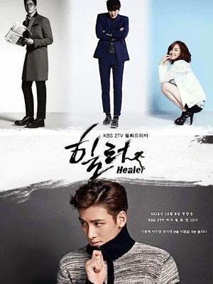 Người Hàn Gắn Cứu Thế: Healer.Diễn Viên: Ji Chang Wook,Yoo Ji Tae,Park Min Young