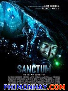 Hang Động Tử Thần Sanctum.Diễn Viên: Rhys Wakefield,Allison Cratchley,Christopher Baker,