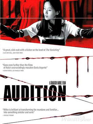Buổi Thử Giọng Kinh Hoàng (Buổi Thử Vai) - Audition