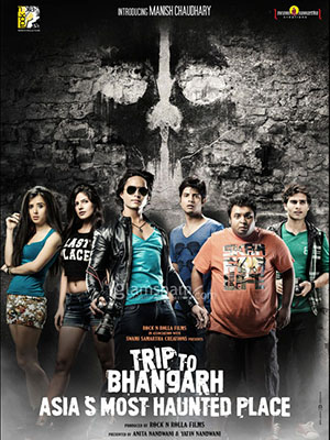 Chuyến Đi Bhangarh Trip To Bhangarh.Diễn Viên: Manish Choudhary,Suzanna Mukherjee,Poonam Pandey