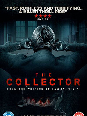 Sát Nhân Máu Lạnh The Collector.Diễn Viên: Josh Stewart,Andrea Roth And Juan Fernández
