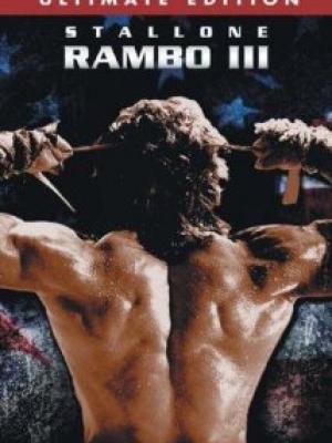 Người Hùng Rambo 3 Gác Kiếm Không Thành.Diễn Viên: Sylvester Stallonemarc De Jonge