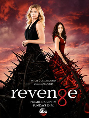 Báo Thù Phần 4 Revenge Season 4.Diễn Viên: Kerry Washington,Tony Goldwyn,Darby Stanchfield,Jeff Perry