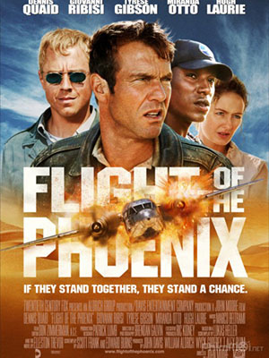 Phượng Hoàng Cất Cánh Flight Of The Phoenix.Diễn Viên: Jamie Kennedy,Traylor Howard,Alan Cumming