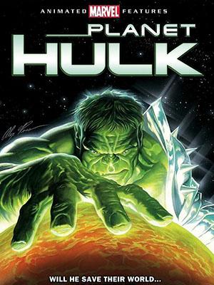 Planet Hulk - Hành Tinh Người Khổng Lồ