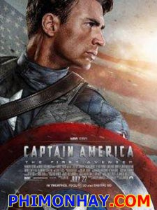 Người Hùng Nước Mỹ: Kẻ Báo Thù Đầu Tiên Captain America: The First Avenger.Diễn Viên: Chris Evans,Hugo Weaving,Samuel L Jackson,Richard Armitage,Tommy Lee Jones,Stanley Tucci,Hayley