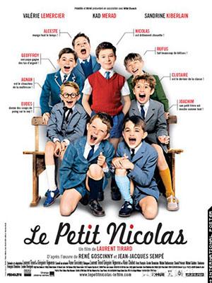 Nhóc Nicolas Little Nicholas: Le Petit Nicolas.Diễn Viên: Maxime Godart,Valérie Lemercier,Kad Merad
