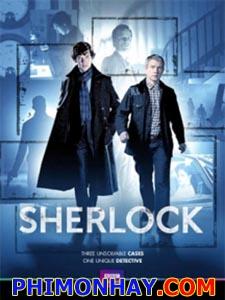 Sherlock Trở Lại Phần 2 Sherlock Season 2.Diễn Viên: Martin Freeman,Benedict Cumberbatch,Una Stubbs
