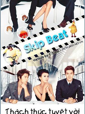 Thách Thức Tuyệt Vời Skip-Beat! Extravagant Challenge.Diễn Viên: Trần Y Hàm,Choi Siwon,Lee Donghae,Bạch Hâm Huệ