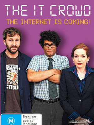 Mọt Công Nghệ: Internet Đang Đến The It Crowd: The Internet Is Coming.Diễn Viên: Akara Amarttayakul,Danny Arroyo,Sonthaya Chitmanee