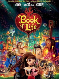 Cuốn Sách Của Sự Sống The Book Of Life.Diễn Viên: Diego Luna,Zoe Saldana,Channing Tatum