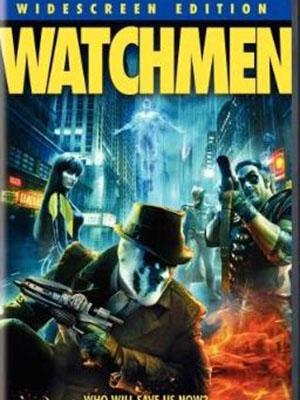 Người Hùng: Báo Thù Watchmen.Diễn Viên: Billy Crudup,Malin Akerman
