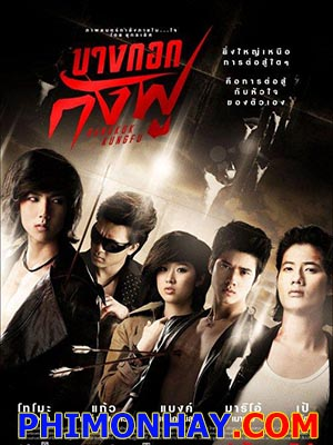 Kung Fu Chùa Vàng - Bangkok Assassins: Aka Bangkok Kung Fu
