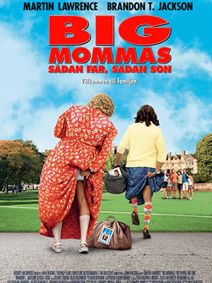 Vú Em Fbi 3: Cha Nào Con Nấy - Big Mommas: Like Father, Like Son