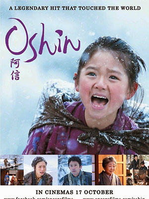 Oshin The Movie Cô Bé Oshin.Diễn Viên: Danny Glover,William Mcnamara,Nimi