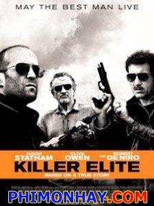 Sát Thủ Chuyên Nghiệp - Killer Elite Thuyết Minh (2011)
