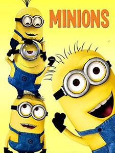 Minions Despicable Me.Diễn Viên: Steve Carell,Kristen Wiig,Russell Brand