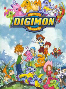 Digimon Adventure  Ss1: Digital Monsters