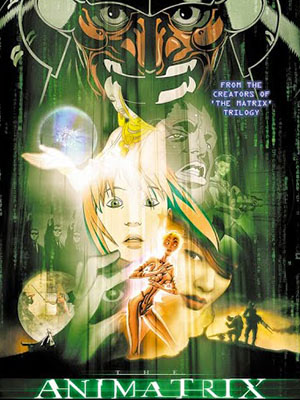 The Animatrix - World Record: Beyond