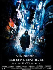 Mật Mã Sống Còn Babylon A.d.Diễn Viên: Vin Diesel,Michelle Yeoh,Mélanie Thierry,Gérard Depardieu