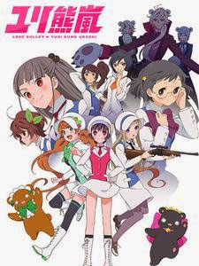 Yuri Kuma Arashi Yuri Bear Storm: Love Bullet