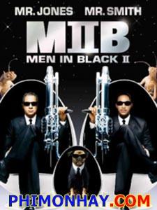 Đặc Vụ Áo Đen 2 - Tái Xuất: Men In Black 2