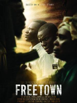 Miền Đất Tự Do Freetown.Diễn Viên: Henry Adofo,Michael Attram,Alphonse Menyo