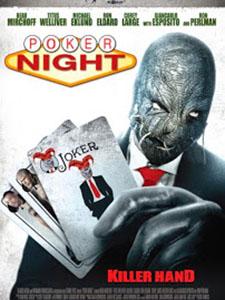 Sòng Bạc Tử Thần Ván Bài Kinh Hoàng: Poker Night I.Diễn Viên: Beau Mirchoff,Ron Perlman,Giancarlo Esposito