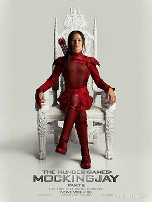 Đấu Trường Sinh Tử 4: Húng Nhại Phần 2 The Hunger Games: Mockingjay Part 2.Diễn Viên: Manuela Velasco,Javier Botet,Paco Manzanedo
