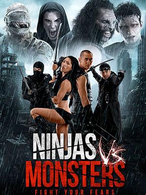 Ninja Đại Chiến Quái Vật - Ninjas Vs. Monsters