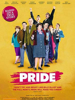 Kiêu Hãnh Pride.Diễn Viên: Bill Nighy,Imelda Staunton,Dominic West