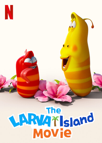 Đảo Ấu Trùng The Larva Island Movie