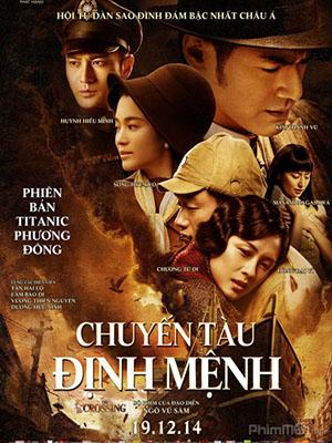 Chuyến Tàu Định Mệnh Thái Bình Luân: The Crossing.Diễn Viên: Rank M Ahearn,Shan Cong,Takeshi Kaneshiro