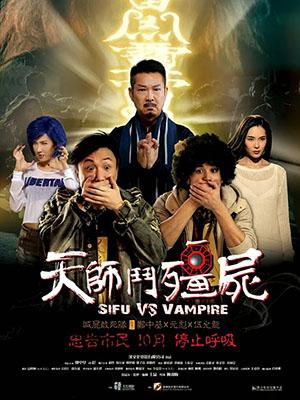Ông Tôi Là Cương Thi Sifu Vs. Vampire.Diễn Viên: Trịnh Trung Cơ,Tony Ho,Michelle Hu