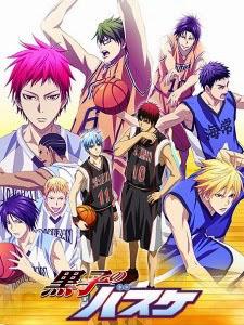 Kuroko No Basket Season 3 Tuyển Thủ Vô Hình Phần 3.Diễn Viên: Katsumi Takahashi,Nana Eikura