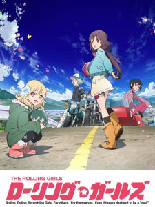 The Rolling Girls - Rolling☆Girls