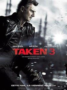 Cưỡng Đoạt 3 Dứt Điểm: Taken 3.Diễn Viên: Maggie Grace,Liam Neeson,Famke Janssen