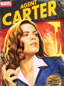 Đặc Vụ Carter Marvels Agent Carter.Diễn Viên: Hayley Atwell,Shea Whigham,Lyndsy Fonseca
