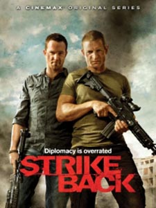 Phản Đòn Phần 4 - Strike Back Season 4