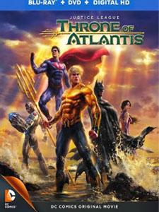 Liên Minh Công Lý: Cuộc Chiến Đại Tây Dương Justice League: Throne Of Atlantis.Diễn Viên: Sean Astin,Steve Blum,Rosario Dawson