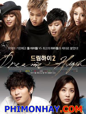 Bay Cao Ước Mơ 2 - Dream High 2