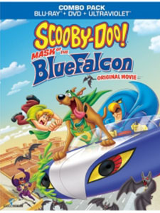 Mặt Nạ Của Blue Falcon - Scooby Doo! Mask Of The Blue Falcon