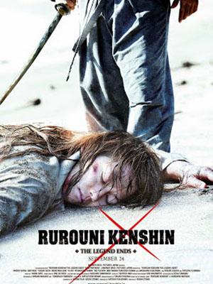 Lãng Khách Kenshin 3: Kết Thúc Một Huyền Thoại Rurouni Kenshin: The Legend Ends.Diễn Viên: Takeru Satô,Tatsuya Fujiwara,Min Tanaka