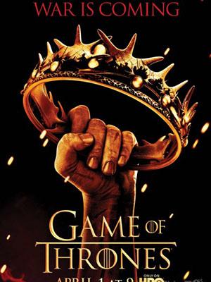 Trò Chơi Vương Quyền 2 Game Of Thrones Season 2.Diễn Viên: Peter Dinklage,Lena Headey,Nikolaj Coster Waldau