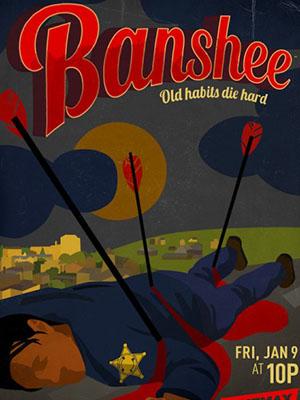 Thị Trấn Banshee Phần 3 Banshee Season 3.Diễn Viên: Lưu Đức Hoa,Phương Lực Thân,Ngô Mạnh Đạt