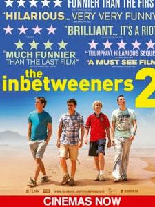 Kẹt Giữa 2: Hội Siêu Quậy 2 - The Inbetweeners 2
