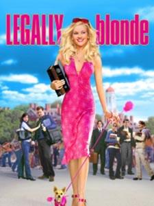 Luật Sư Không Bằng Cấp Legally Blonde.Diễn Viên: Reese Witherspoon,Luke Wilson,Selma Blair