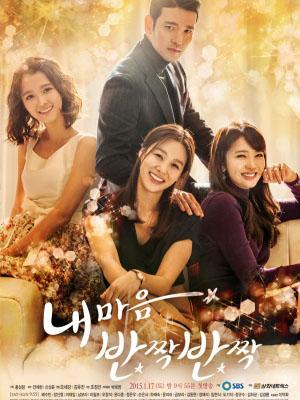 Trái Tim Lấp Lánh My Heart Twinkle Twinkle.Diễn Viên: Jang Shin Young,Bae Soo Bin,Lee Tae Im,Nam Bo Ra